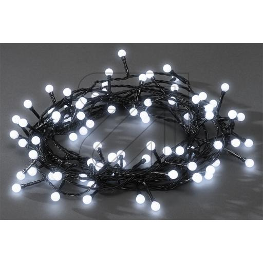 Konstsmide LED Lichterkette 80 weiße LED 3691-207 866215